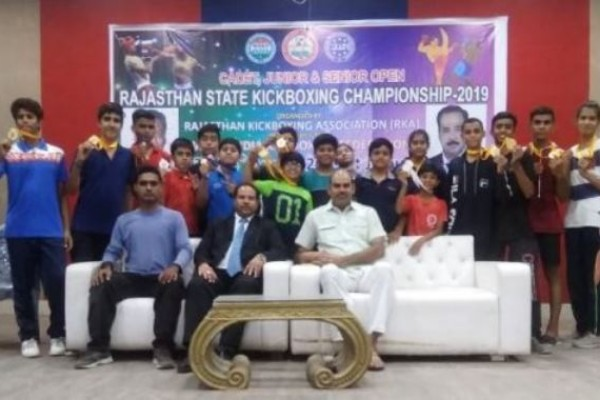 state kick boxing medalist 6 august